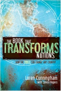 The Book that Transforms Nations - Loren Cunningham