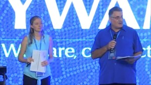 David Hamilton and Jill Thorton YWAM Together