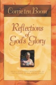 Book Cover - Reflections of God's Glory by Corrie Ten Boom